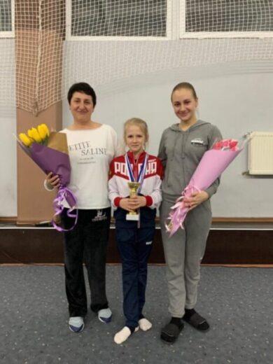 Ялтинская гимнастка привезла золото с международных соревнований