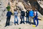 Тренеры и взрослые воспитанники МБУ «СШ»  стали волонтёрами в борьбе с лесными пожарами