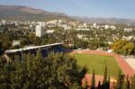 В городском округе Ялта приостановлен тренировочный процесс