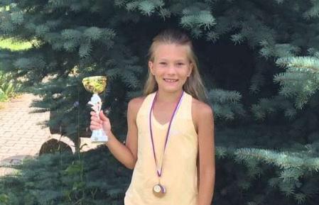 Воспитанница нашей спортшколы взяла серебро на турнире РТТ