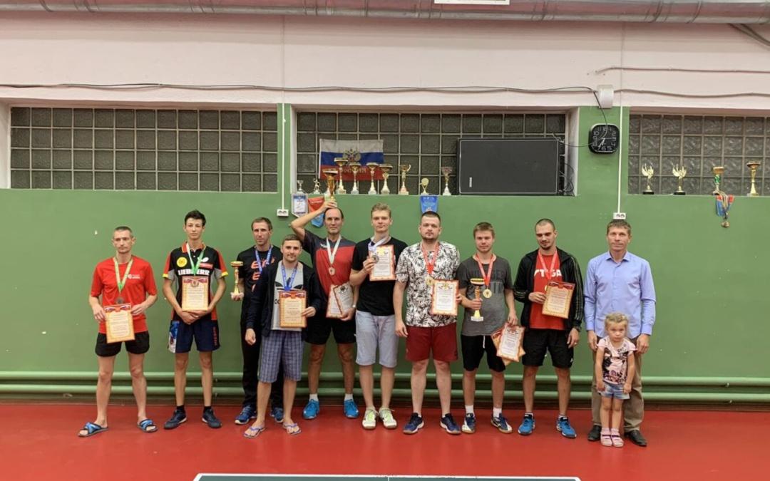 Воспитанники отделения настольного тенниса стали обладателями кубка Крыма