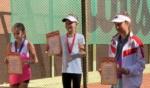 Воспитанники МБУ «СШ» г. Ялта стали победителями Первенства Крыма по теннису