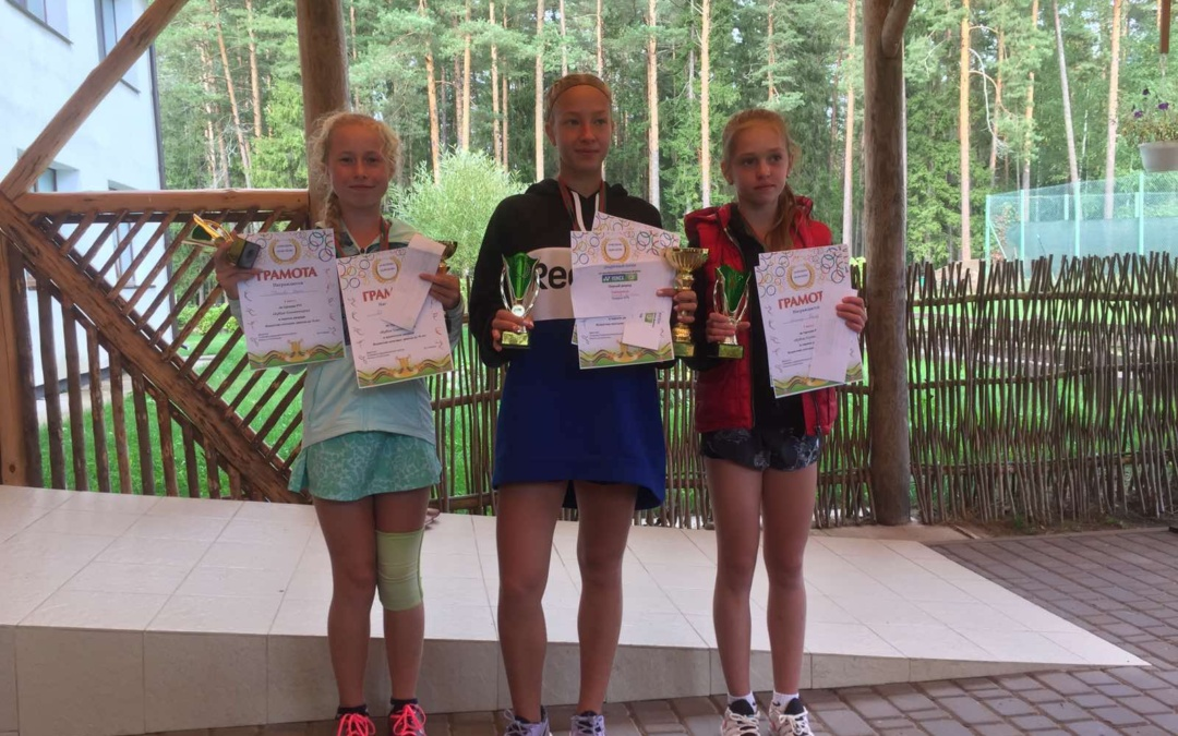 Наша теннисистка завоевала серебро в Минске