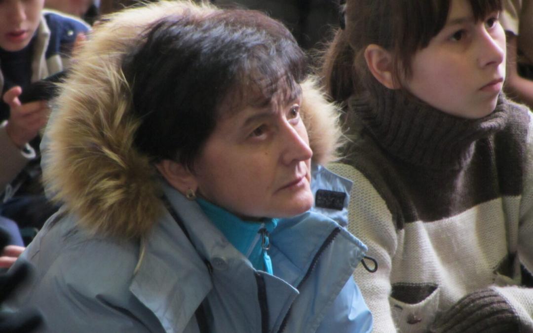 Маргарита Сергеевна Панфёрова