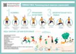 Роспотребнадзор — о пользе гимнастики в период распространения респираторных инфекций