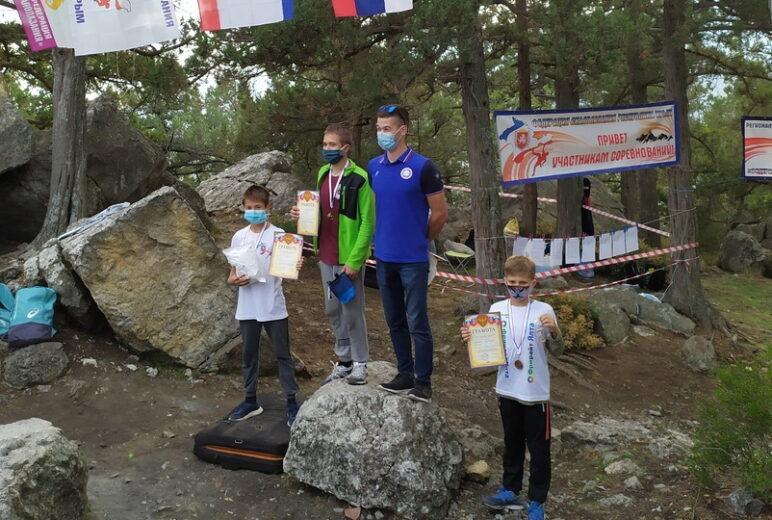 Республиканские соревнования по скалолазанию, посвященные памяти Ю.Б. Бурлакова