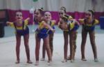 Наши гимнастки привезли из Алушты 4 золотых медали и несколько призовых мест