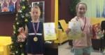 Дарья и Варвара Ивановы привезли две золотых медали из Екатеринбурга