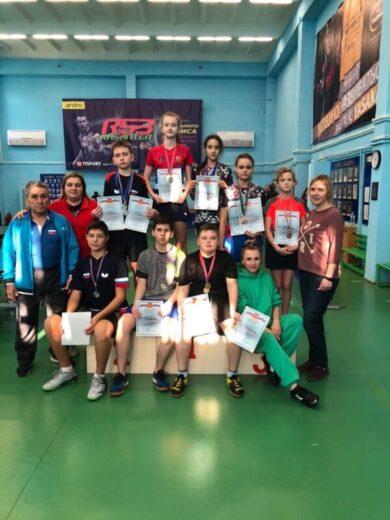 В Ялте прошло Первенство Крыма по настольному теннису: у наших спортсменов - 13 медалей!