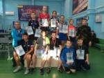 В Ялте прошло Первенство Крыма по настольному теннису: у наших спортсменов — 13 медалей!