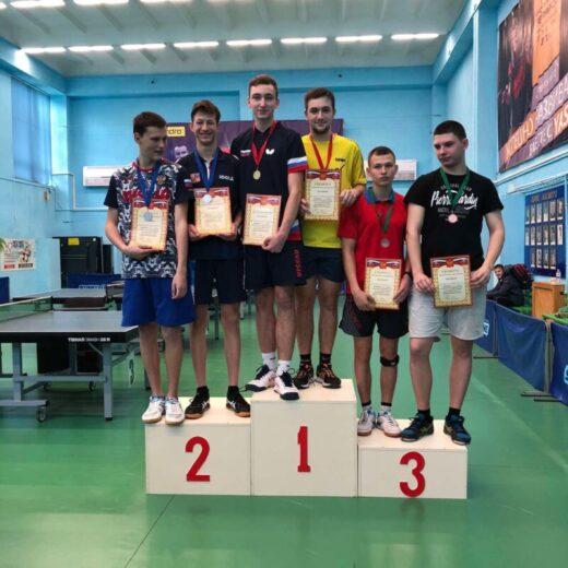 В Ялте завершилось Первенство РК по настольному теннису среди юниоров