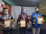 В Ялте прошли Чемпионат и Первенство РК по скалолазанию