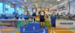 Завершился турнир «Надежды Кубани» по настольному теннису: в копилке нашей школы 2 золота, 2 серебра и 1 бронза