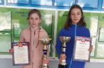 Наши теннисистки взяли золото и серебро на турнире в городе Горячий Ключ