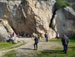 На Никитских скалах прошел 1 день Чемпионата и Первенства РК по скалолазанию