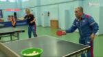 Мастер-класс по настольному теннису в эфире телеканала «1Крым» провел наш тренер Владимир Прима