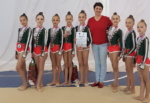 Наши гимнастки завоевали бронзу на Первенстве ЮФО и СКФО