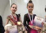 Наши гимнастки привезли из Алушты 27 медалей, из них 11 — золотых