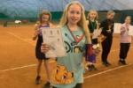 Наша теннисистка Дарья Иванова завоевала золото на турнире в Минске