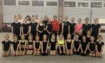 Выходные с пользой: выдающаяся спортсменка провела мастер-класс с нашими гимнастками