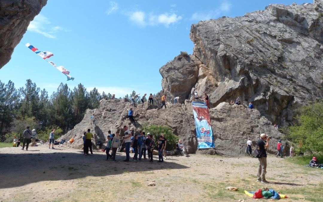 Фестиваль скалолазания День Победы-2021