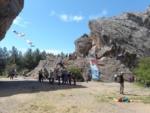 Фестиваль скалолазания «День победы-2021»: телесюжет, фотогалерея, итоги