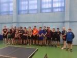 В отделении настольного тенниса прошел турнир, посвященный Дню победы!