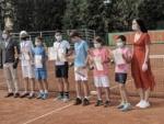В мае наши теннисисты привезли 15 медалей из 8 российских городов