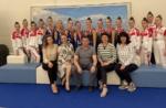 Наши команды привезли 5 первых мест, серебро и бронзу с Турнира и Республиканских соревнований по эстетической гимнастике
