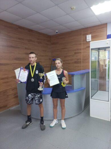 Лейла Шахмурадова привезла золото и серебро с соревнований в рамках РТТ